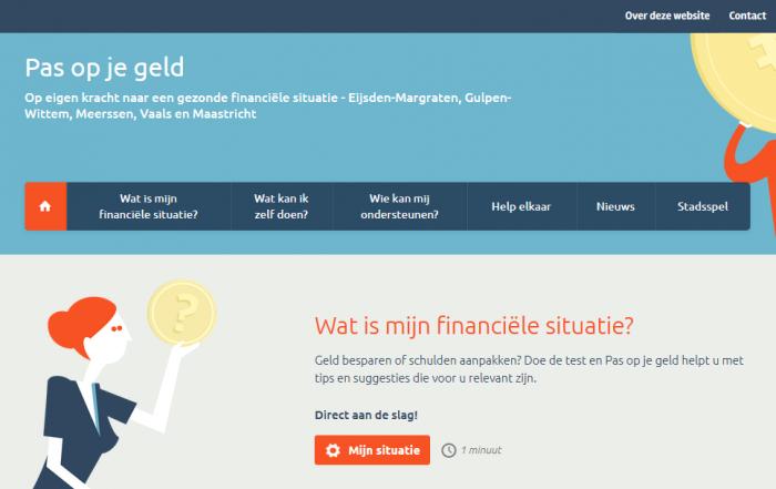 Website Pasopjegeld.nl