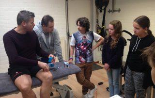 Een kijkje bij de fysiotherapeut