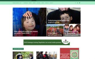 Website OudersCentraal.nl