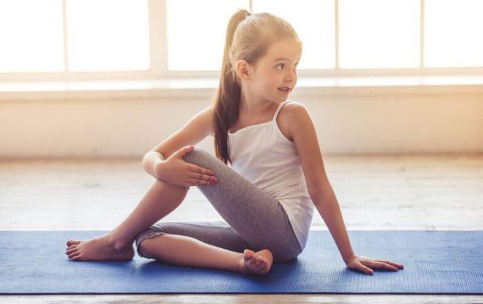 Cursus Yoga Voor Kinderen