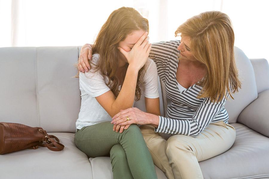 kinderen vertellen over scheiding