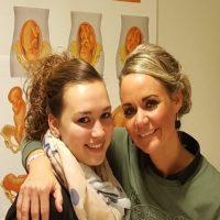 In gesprek met Chantalle Wagemans en Sharon Ros
