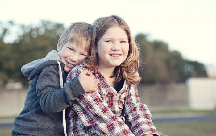 gezondheidsvoordeel kind broers zussen