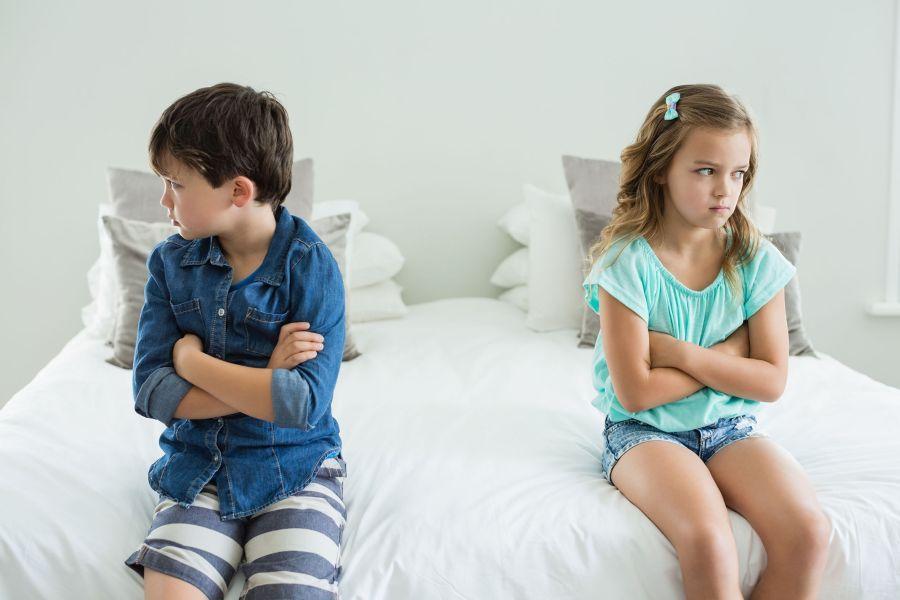 omgaan kinderen vaak ruzie