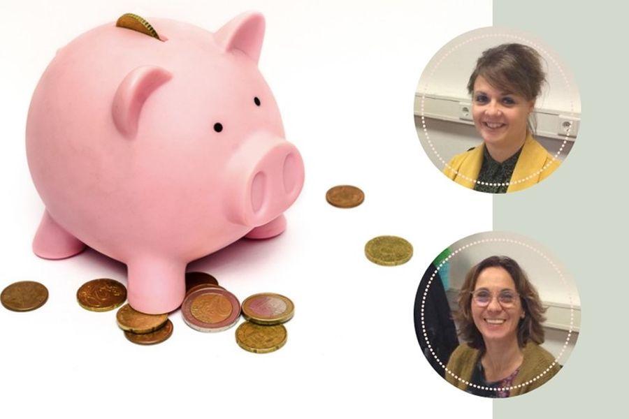 Manou Moonen Monique Laenen Kredietbank Limburg