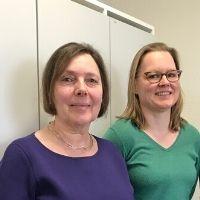 In gesprek met Resie Canter Visscher en Joyce van Erp
