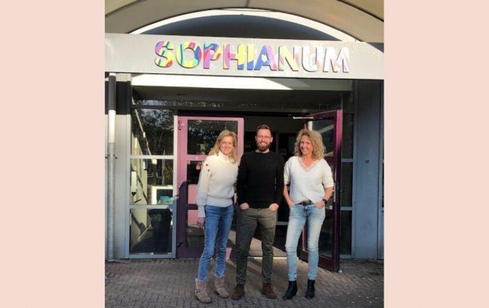 Schoolmaatschappelijk werk op het Sophianum door team jeugd Gulpen-Wittem