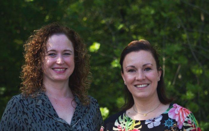 Kiona Boersma en Renske Leenders GZ-Psychologen Moventis GGZ