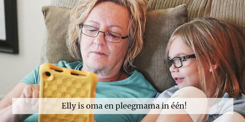 Elly Oma Pleegmama
