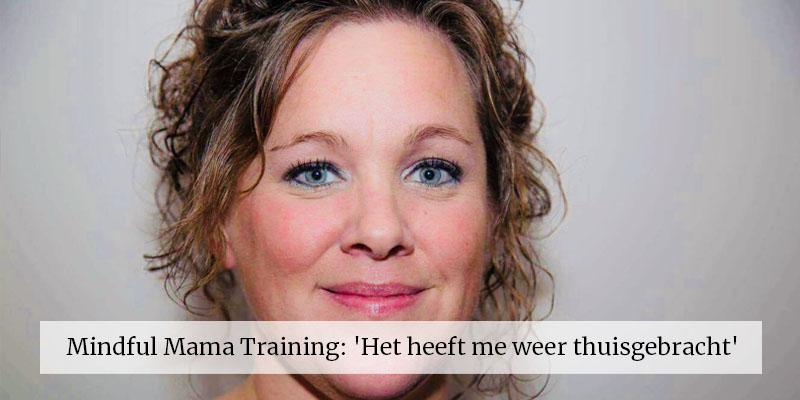 Ervaring Mindful Mama Training
