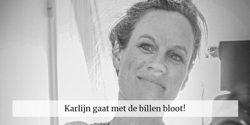 Karlijn Gaat Met Billen Bloot