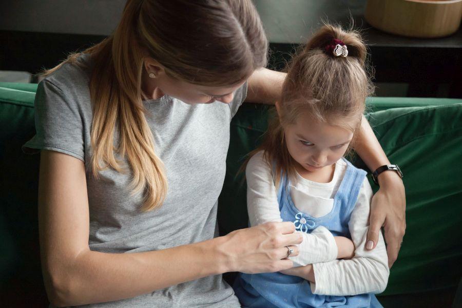 Kind Helpen Leren Omgaan Emoties