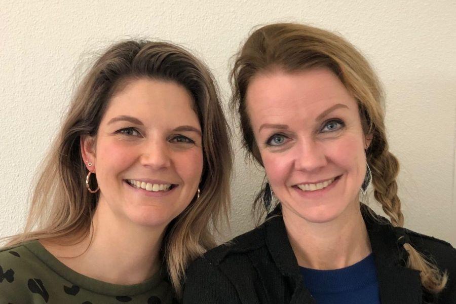 Stephanie Metternich & Judith van de Nobelen preventiemedewerkers Mondriaan