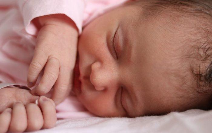 tips goed slaapritme baby
