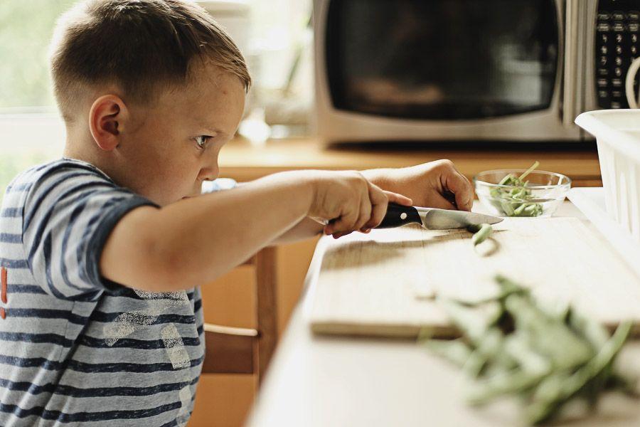 tips kind goed eetpatroon ontwikkelen