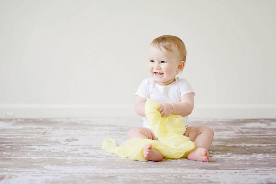 babygebaren sprankelende interactie kind