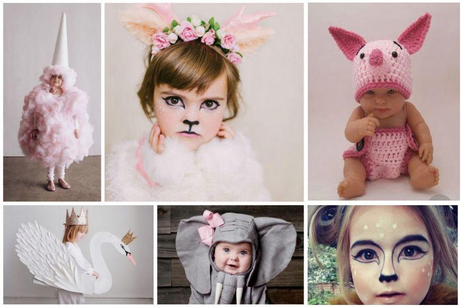 carnavalsinspiratie kinderen kostuums schmink