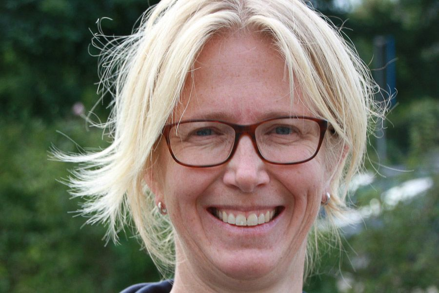 Katrien Jozephs coördinator Buurtgezinnen