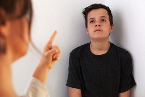 niet handig communicatie puber