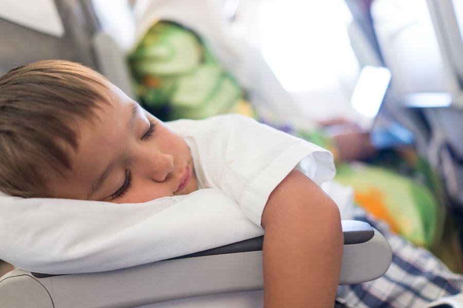 reizen met jong kind