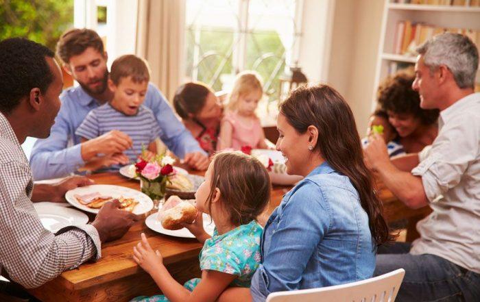 tips heerlijk gezellig familiediner
