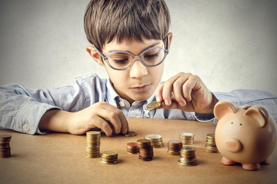tips kind leren omgaan geld
