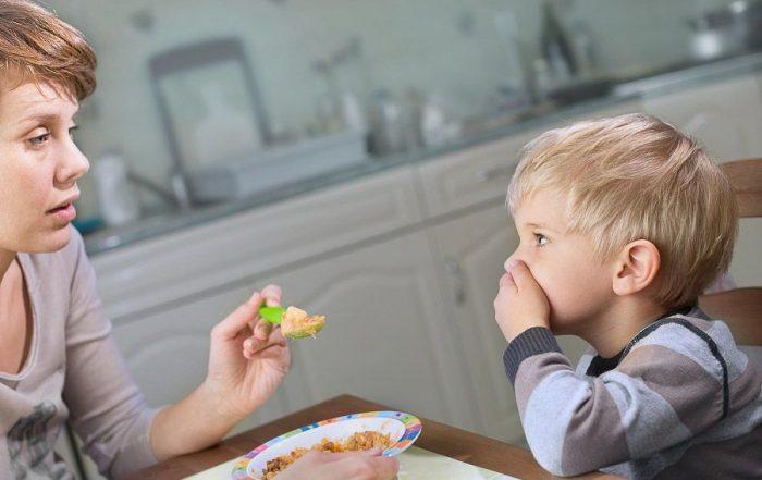tips kind moeilijke eter
