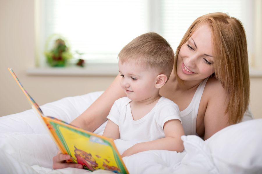 voordelen voorlezen ontwikkeling kind