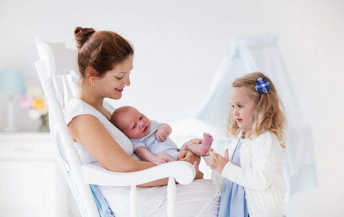 wat verandert komst tweede kindje