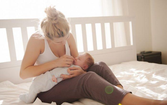 Baby Verkouden Verstopte Neus