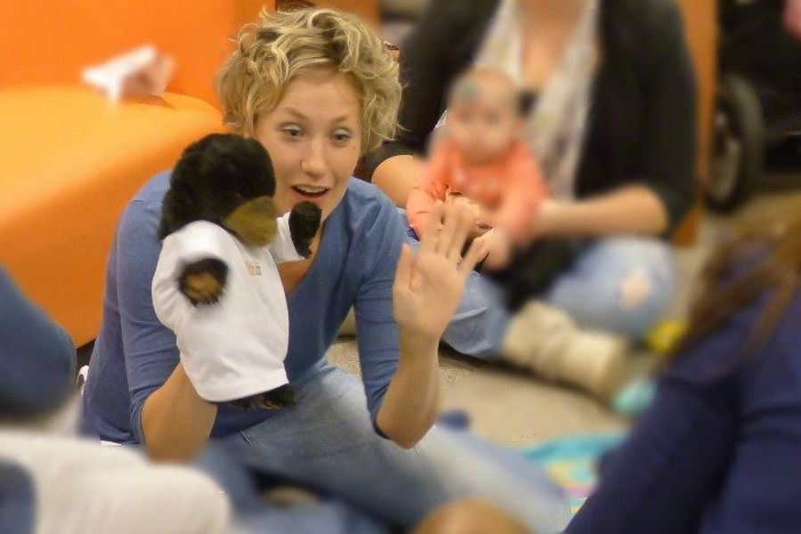 Esther Sluijsmans logopediste babygebarendocent