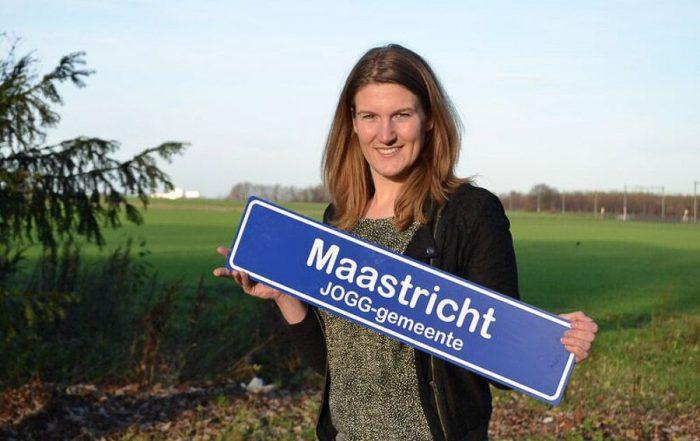 Fleur Verkade JOGG-regisseur Maastricht