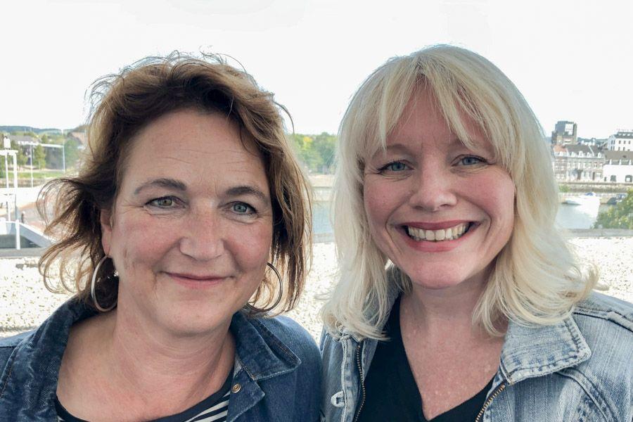Heleen Langeveld & Tamara Luiken coördinatoren Home-Start