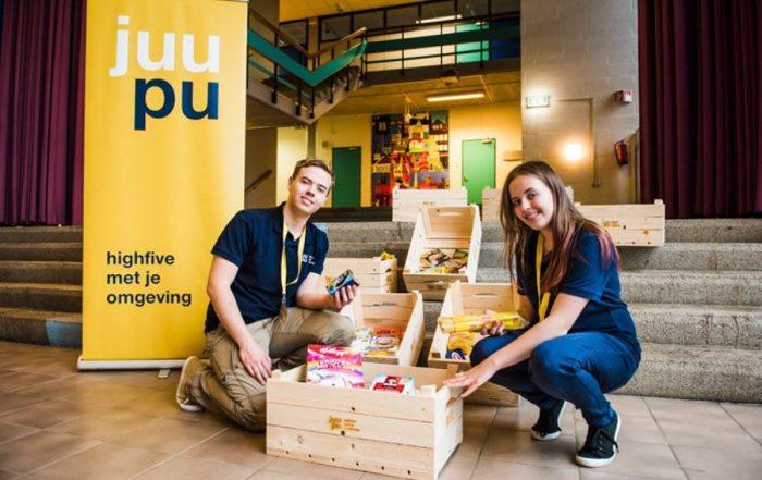 Juul & Puck initiatiefnemers Juupu