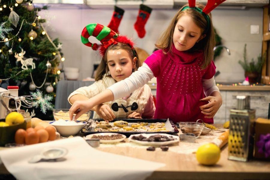 activiteiten kerstvakantie kinderen thuis