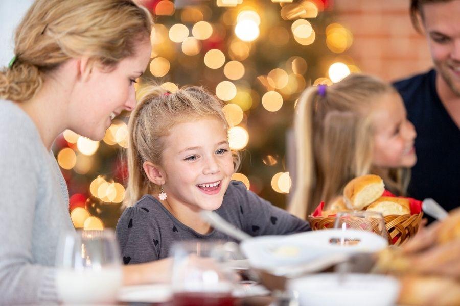 tips gezellig kerstdiner met gezin