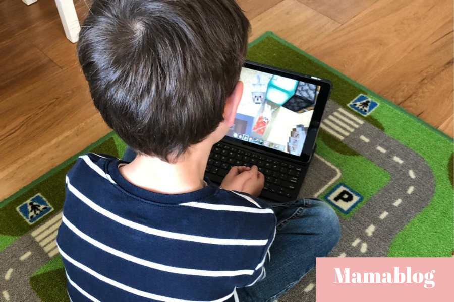 ipad opvoeding kinderen mamablog renee