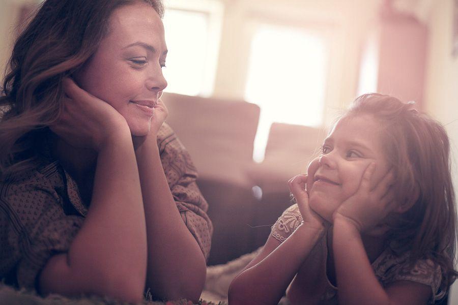 zelfbewust opvoeden kind als spiegel