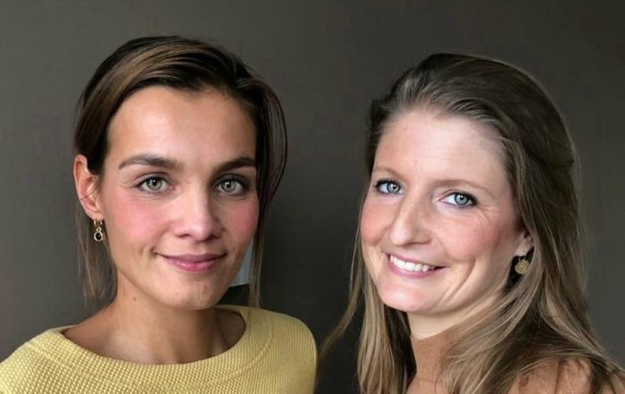Anne Bemelmans & Judith Corduwener praktijkondersteuners Jeugd gemeente Maastricht
