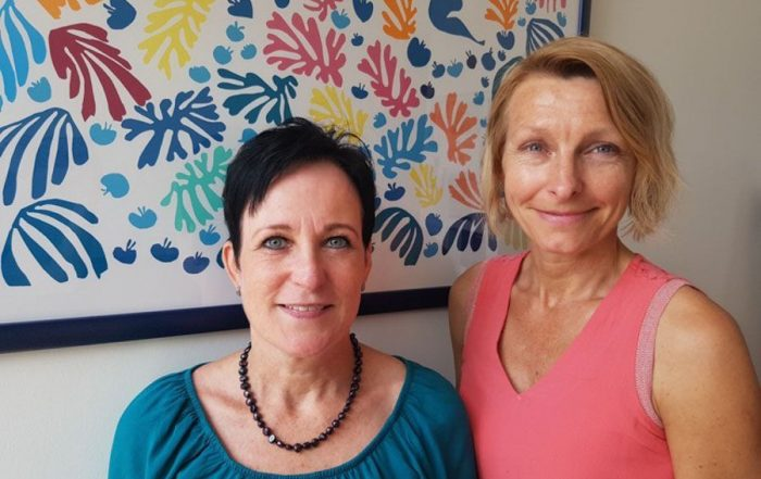 Bianca Rouwet & Astrid van der Sterre jeugdverpleegkundigen GGD Zuid Limburg