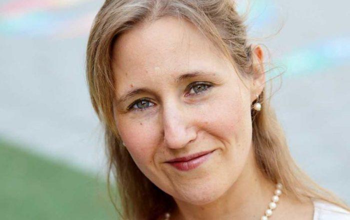 Jacqueline Schepers-Huijben Achter de Spiegel