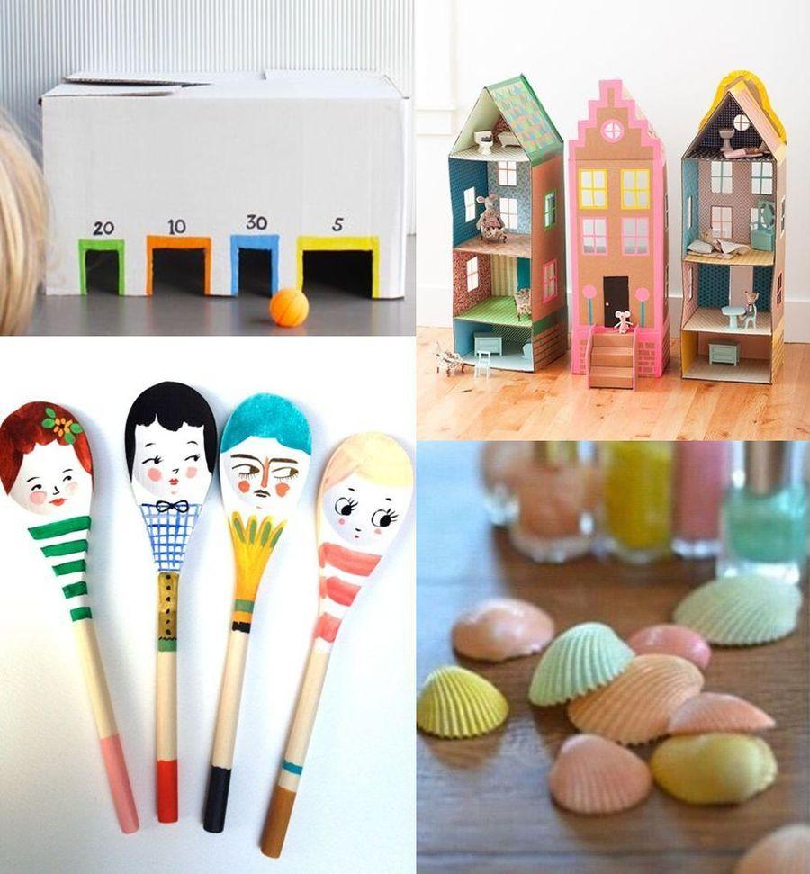 knutsel activiteiten kinderen thuis vermaken
