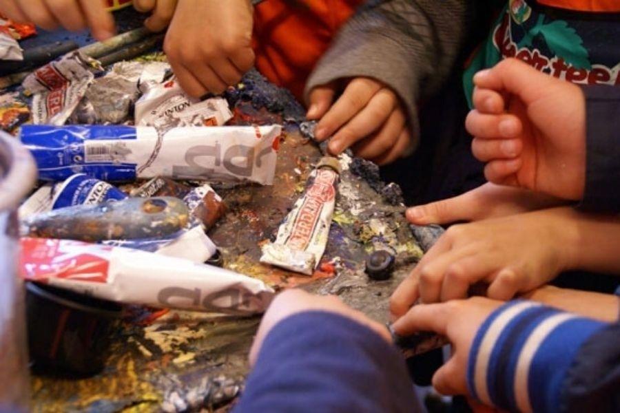 tips inspiratie creativiteit kinderen stimuleren