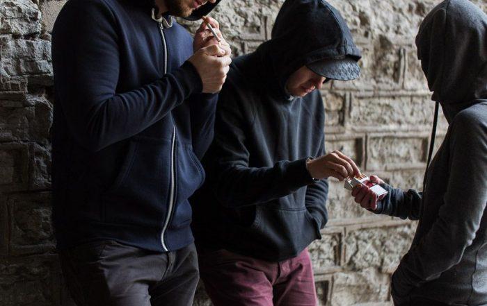 tips invloed foute vrienden puber beperken