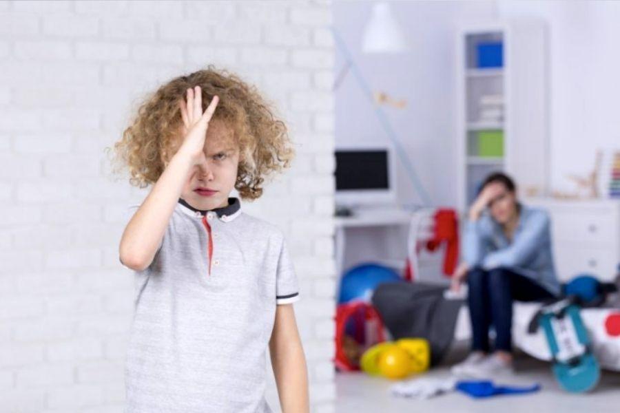 boosheid adhd druk gedrag
