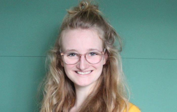 Eva Mutsaers coördinator Academische Werkplaats ADHD en druk gedrag