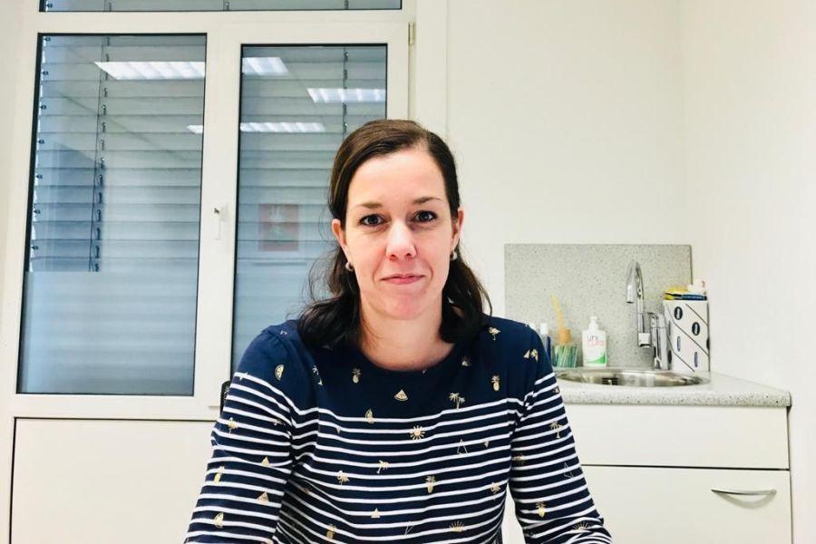 Karlijn Penders coördinator verpleegkundige VoorZorg GGD Zuid Limburg