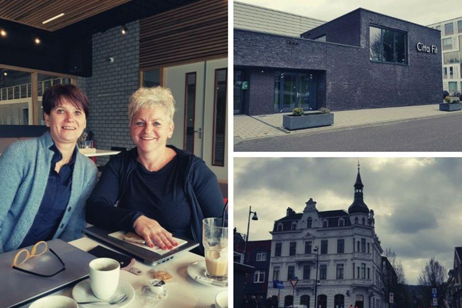 Maria Mekes & Jolanda Mikic beweegmakelaars Vaals