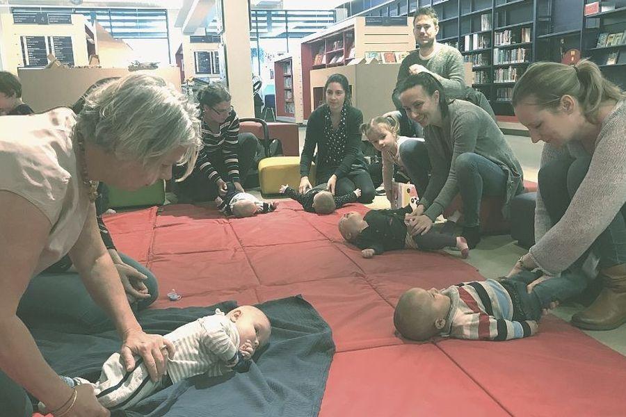 workshop bewegen met baby