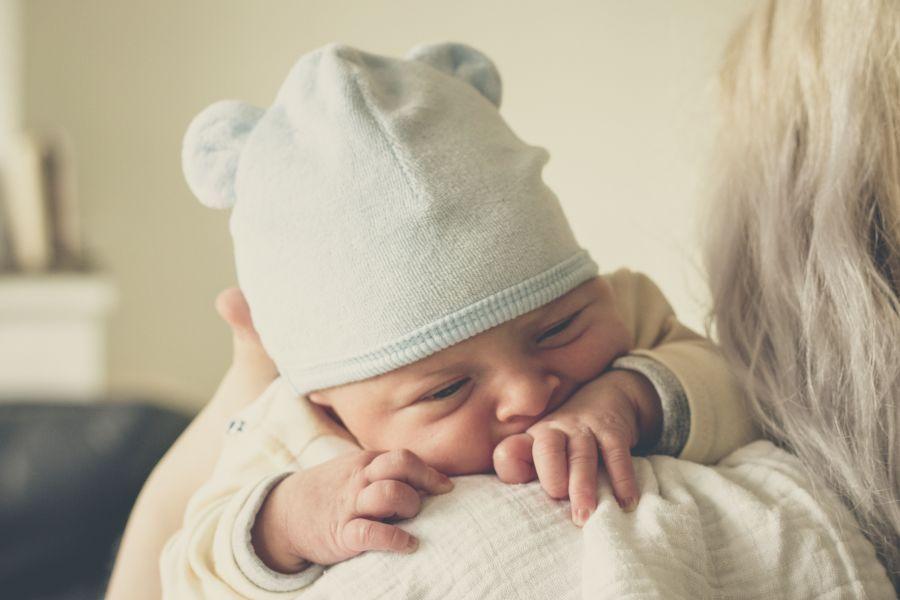 zelfvertrouwen onder druk geboorte kind